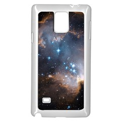 New Stars Samsung Galaxy Note 4 Case (White)