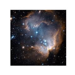 New Stars Small Satin Scarf (Square)