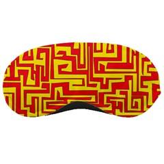 Pattern Sleeping Masks