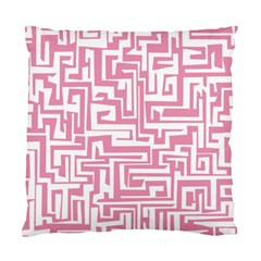 Pink pattern Standard Cushion Case (Two Sides)