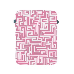 Pink pattern Apple iPad 2/3/4 Protective Soft Cases