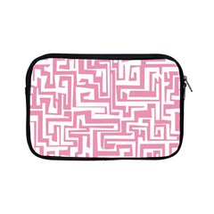 Pink pattern Apple iPad Mini Zipper Cases