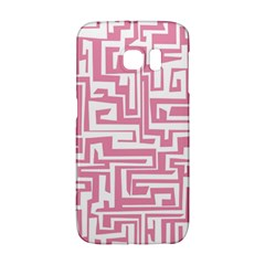 Pink pattern Galaxy S6 Edge