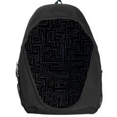 Pattern Backpack Bag
