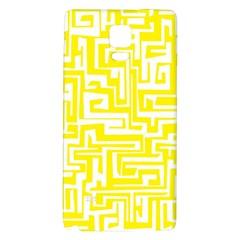 Pattern Galaxy Note 4 Back Case