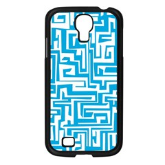 Pattern Samsung Galaxy S4 I9500/ I9505 Case (Black)