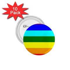 Rainbow 1.75  Buttons (10 pack)