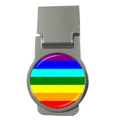 Rainbow Money Clips (Round)