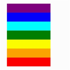 Rainbow Small Garden Flag (Two Sides)