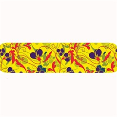 Floral pattern Large Bar Mats