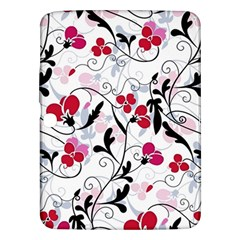 Floral pattern Samsung Galaxy Tab 3 (10.1 ) P5200 Hardshell Case