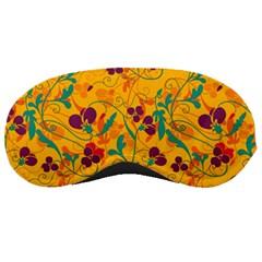 Floral pattern Sleeping Masks