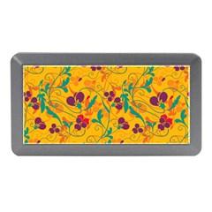 Floral pattern Memory Card Reader (Mini)
