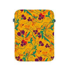Floral pattern Apple iPad 2/3/4 Protective Soft Cases