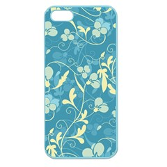 Floral pattern Apple Seamless iPhone 5 Case (Color)