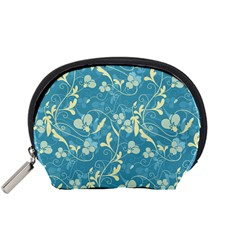 Floral pattern Accessory Pouches (Small)