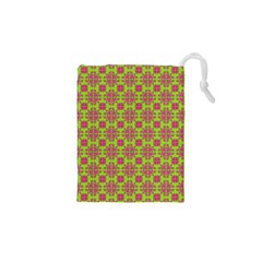 Pattern Drawstring Pouches (XS)