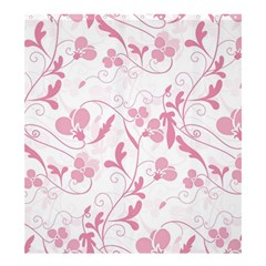 Floral pattern Shower Curtain 66  x 72  (Large)