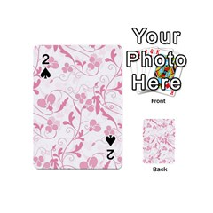 Floral pattern Playing Cards 54 (Mini)