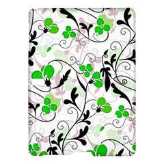 Floral pattern Samsung Galaxy Tab S (10.5 ) Hardshell Case