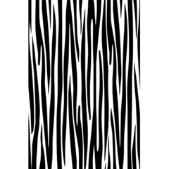 Zebra pattern 5.5  x 8.5  Notebooks