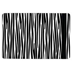Zebra pattern iPad Air Flip