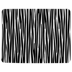 Zebra pattern Jigsaw Puzzle Photo Stand (Rectangular)