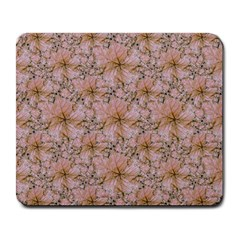 Nature Collage Print Large Mousepads