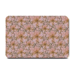 Nature Collage Print Small Doormat