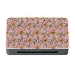 Nature Collage Print Memory Card Reader with CF