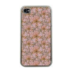 Nature Collage Print Apple iPhone 4 Case (Clear)