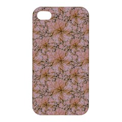 Nature Collage Print Apple iPhone 4/4S Hardshell Case