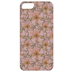 Nature Collage Print Apple iPhone 5 Classic Hardshell Case