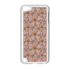 Nature Collage Print Apple iPod Touch 5 Case (White)