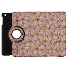 Nature Collage Print Apple iPad Mini Flip 360 Case