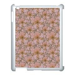 Nature Collage Print Apple iPad 3/4 Case (White)
