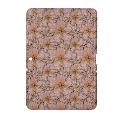Nature Collage Print Samsung Galaxy Tab 2 (10.1 ) P5100 Hardshell Case