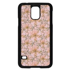 Nature Collage Print Samsung Galaxy S5 Case (Black)