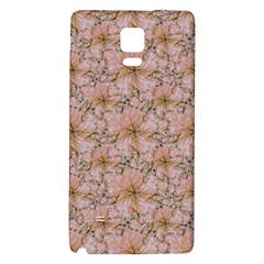 Nature Collage Print Galaxy Note 4 Back Case