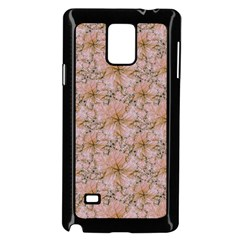 Nature Collage Print Samsung Galaxy Note 4 Case (Black)