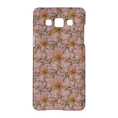 Nature Collage Print Samsung Galaxy A5 Hardshell Case