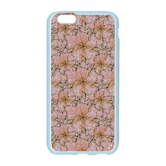 Nature Collage Print Apple Seamless iPhone 6/6S Case (Color)
