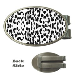 Animal print Money Clips (Oval)