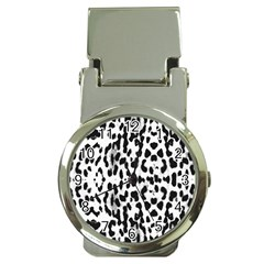 Animal print Money Clip Watches