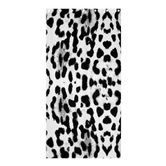 Animal print Shower Curtain 36  x 72  (Stall)