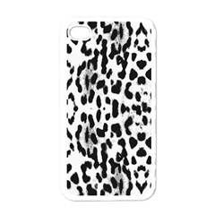 Animal print Apple iPhone 4 Case (White)