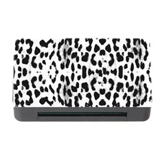 Animal print Memory Card Reader with CF