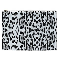 Animal print Cosmetic Bag (XXL)