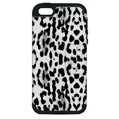 Animal print Apple iPhone 5 Hardshell Case (PC+Silicone)