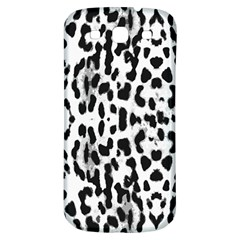 Animal print Samsung Galaxy S3 S III Classic Hardshell Back Case